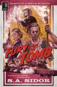 'Fury From The Tomb' by Steven Sidor